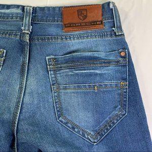 Porsche Design Straight Fit Jeans